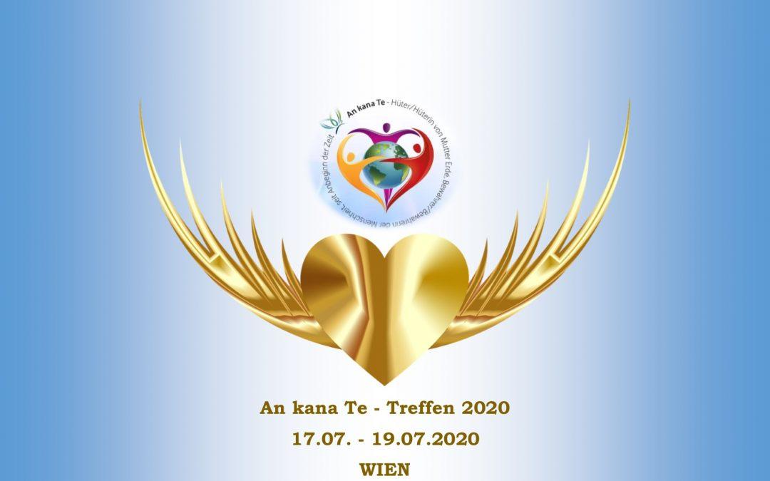An kana Te – Treffen 2020
