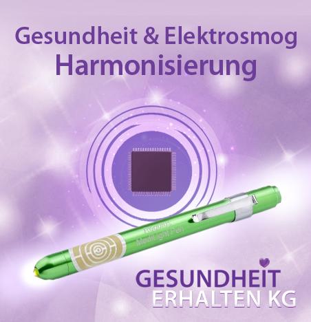 GESUNDHEIT & Elektrosmog-Harmonisierung